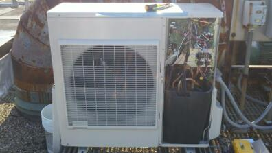 Commercial Condenser